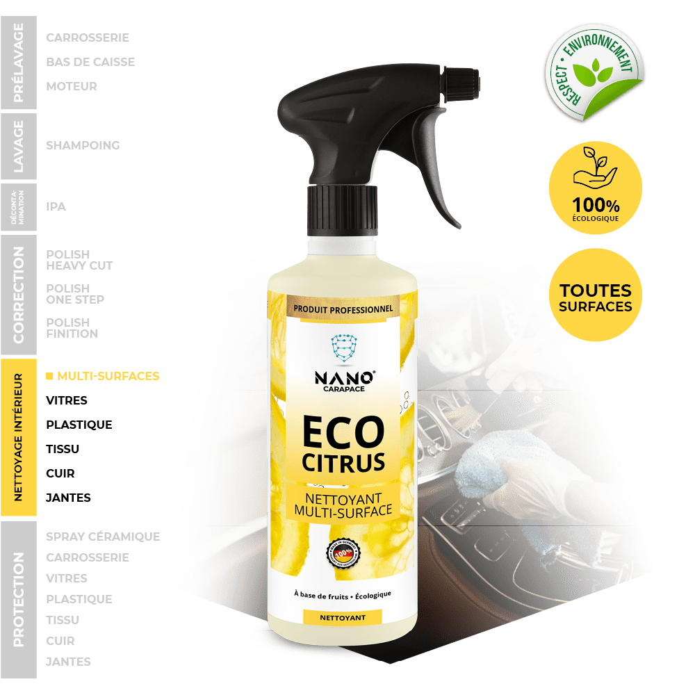 Nettoyant Multi-Surface APC Eco Citrus
