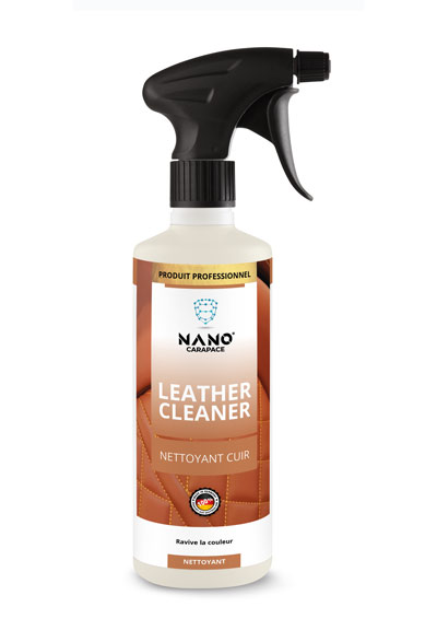 Nettoyant Cuir - Leather Cleaner Spray
