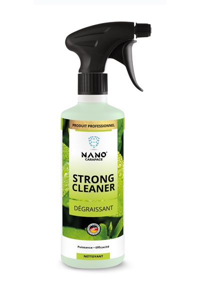 Dégraissant Carrosserie - Strong Cleaner Spray