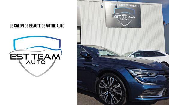 Logo Est Team Auto