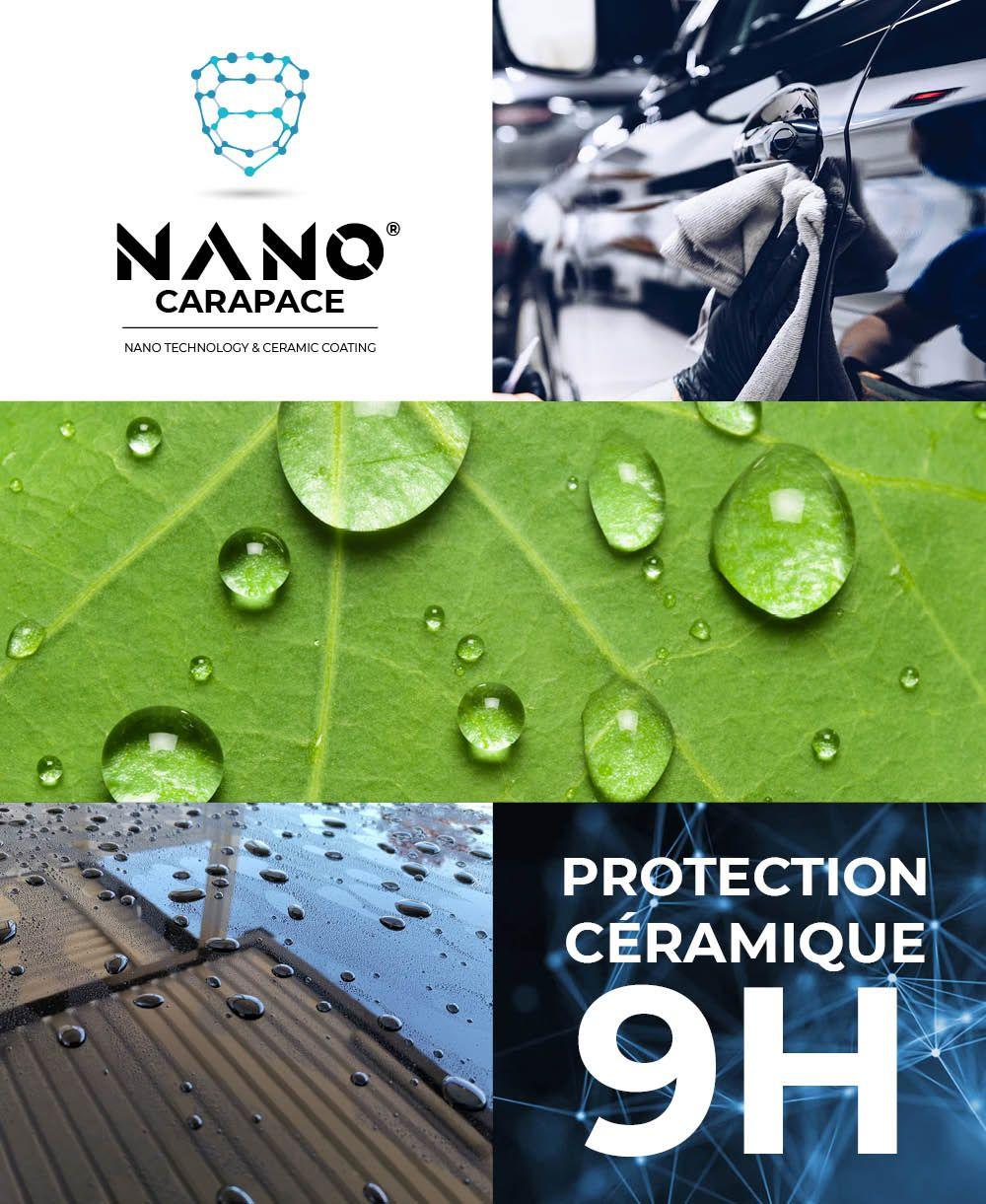 Protection Céramique 9H pour Carrosserie Automobile à Strasbourg Alsace