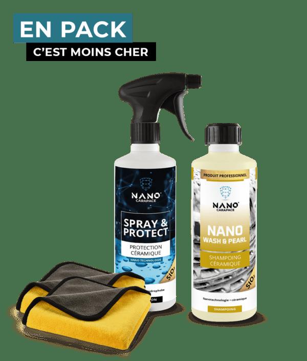 Kit Protection Céramique Véhicule Neuf