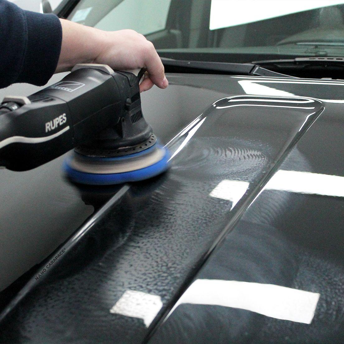 Carapace One Step - Polish Abrasif & Finition