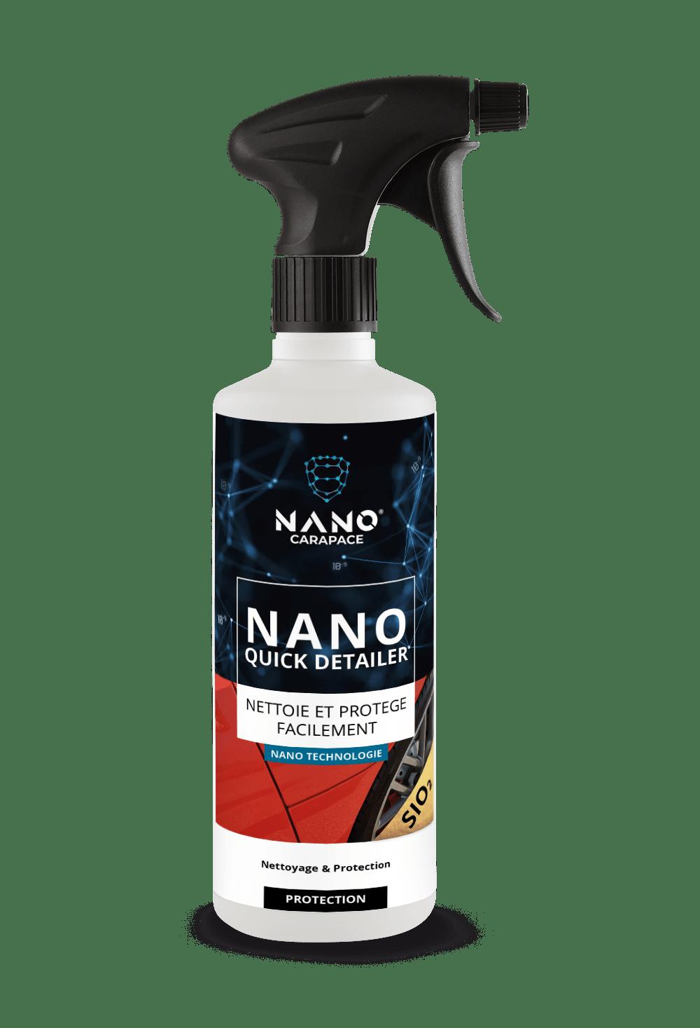 Nano Quick detailer - Nettoie et Protège