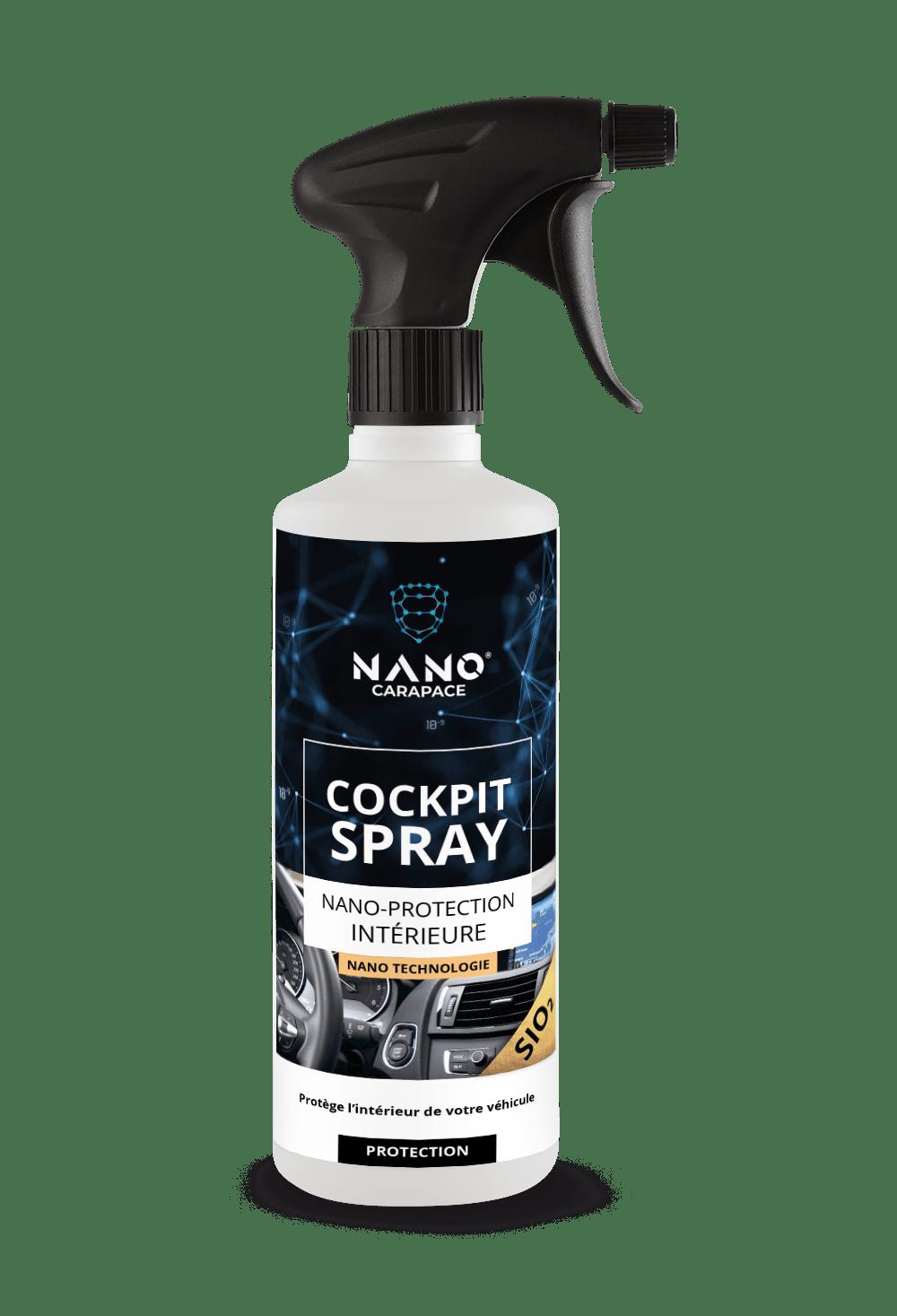 Protection Céramique Plastique - Cockpit Spray