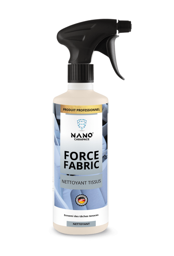 Nettoyant Tissus - Force Fabric Spray