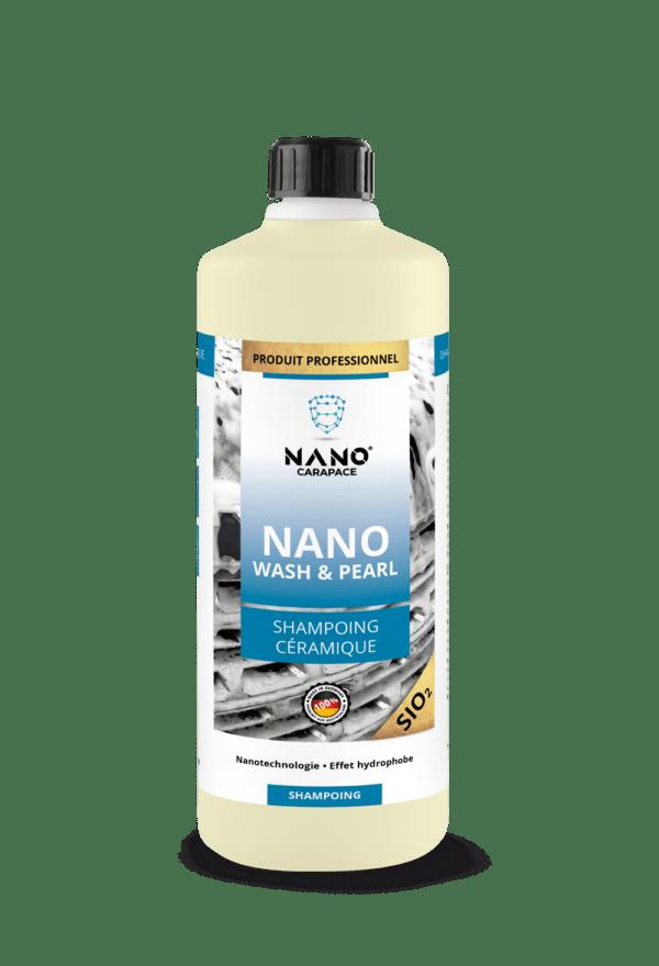 Shampoing Céramique - Nano Wash & Pearl
