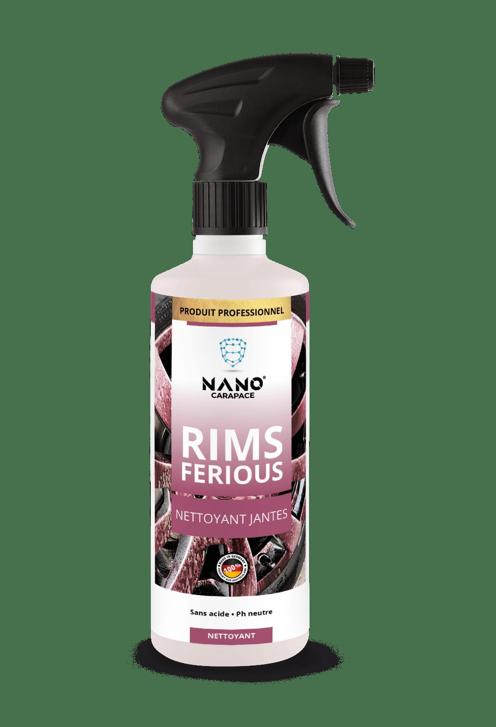 Décontaminant Ferreux Jantes - Rims Ferious