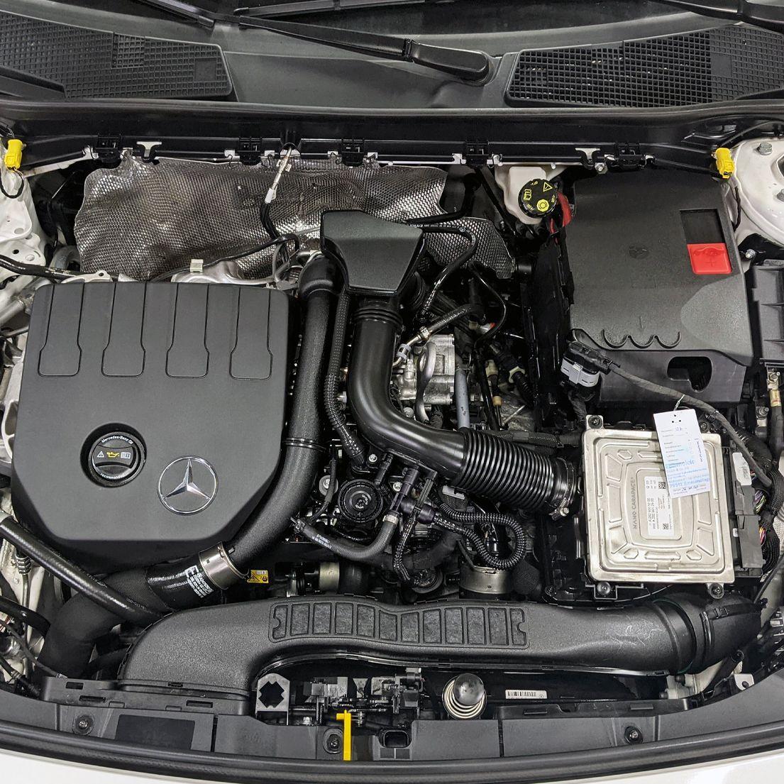 Engine - Dressing Moteur