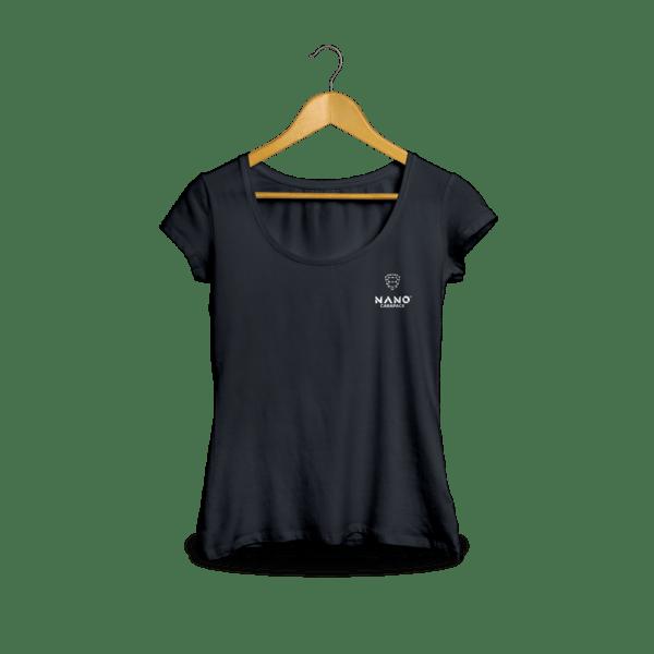 T-shirt femme Nano Carapace